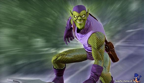 Marvel Heroes Green Goblin