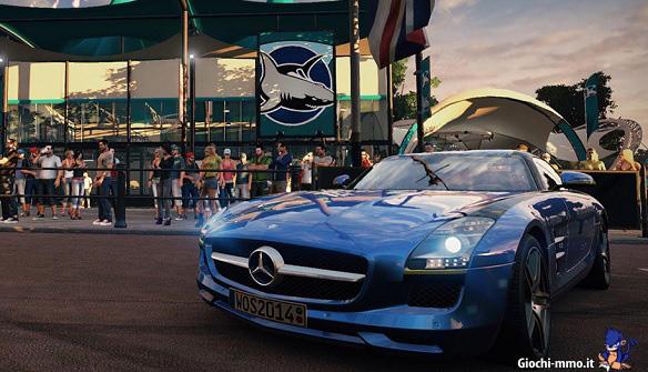 Mercedes  World of Speed
