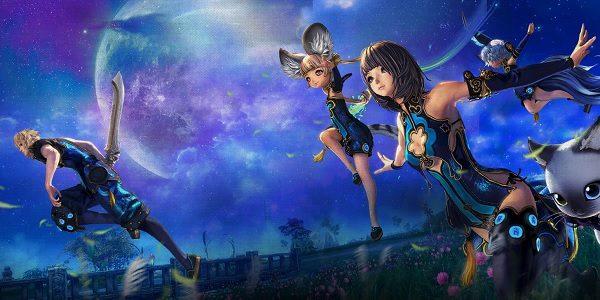 Blade & Soul: aggiornamento Midnight Skypetal Plains