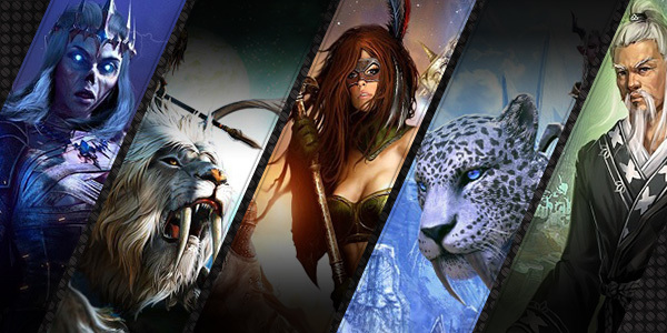 I migliori 10 giochi MMORPG del 2014