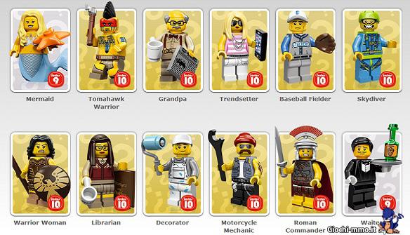 Minifigure Lego Minifigures Online