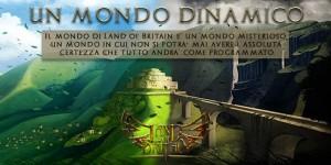 Land of Britain: informazioni sul mondo dinamico di gioco