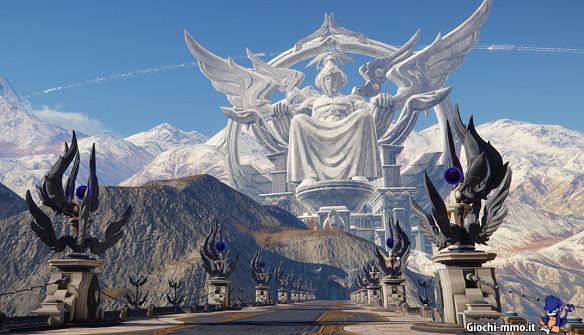 Monumento Skyforge