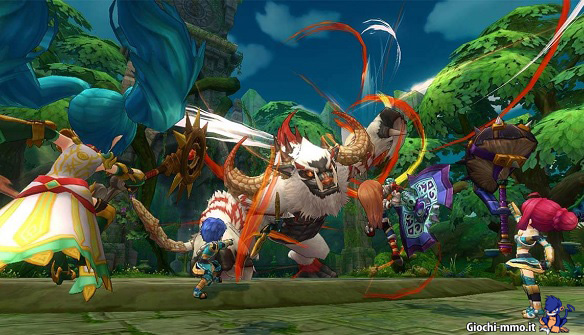 Mostro Dragomon Hunter