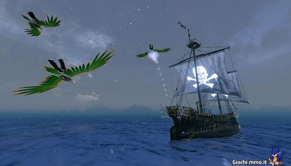 Nave pirata ArcheAge