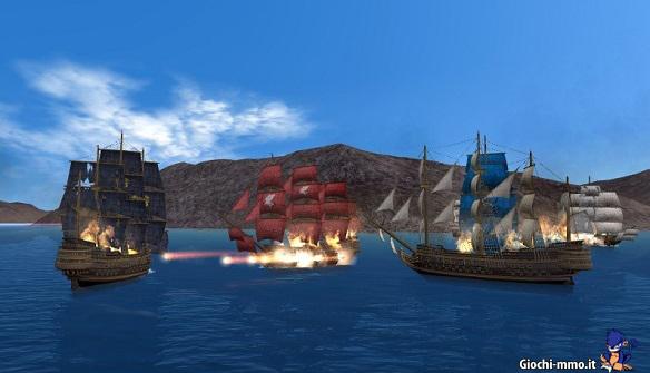 Navi Uncharted Waters Online