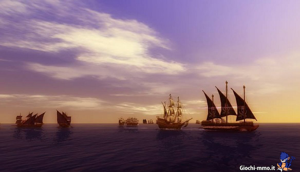 Navi Uncharted Waters Online