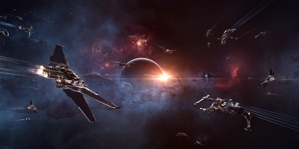 EVE Online ufficialmente free to play