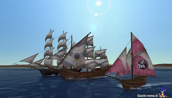 Navigazione Uncharted Waters
