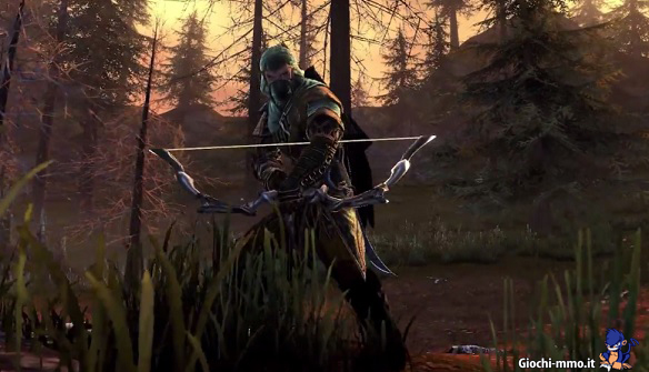 Neverwinter Hunter Ranger
