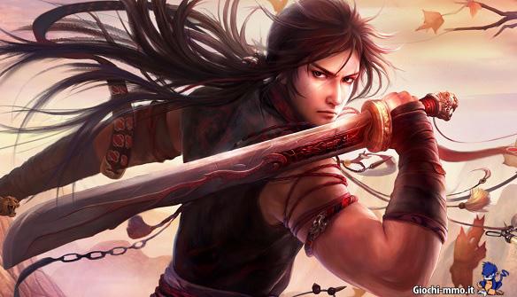 Ninja Swordsman Online