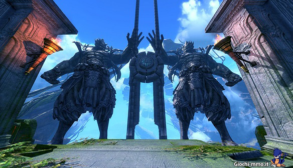 Nuovo dungeon Blade & Soul Unchained
