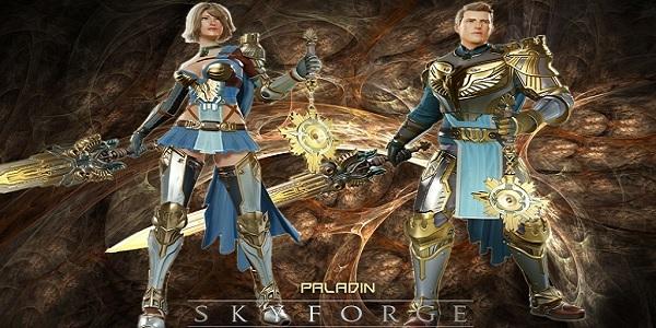 Paladini Skyforge