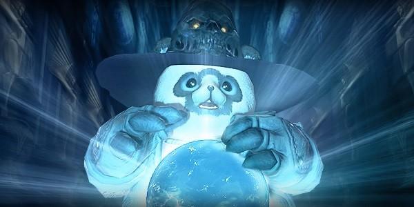 Panda TERA
