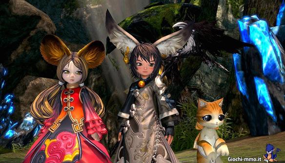 Personaggi Blade & Soul
