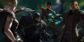 Dauntless: nuovo action RPG co-op free to play