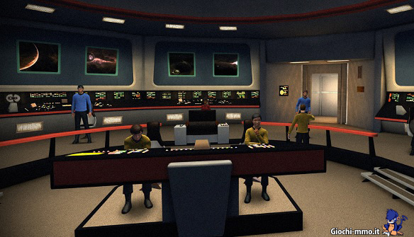 Personaggi Star Trek Online Agents of Yesterday