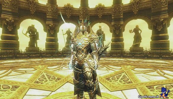 Personaggio Archlord 2