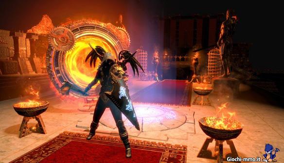 Personaggio Path of Exile Forsaken Masters