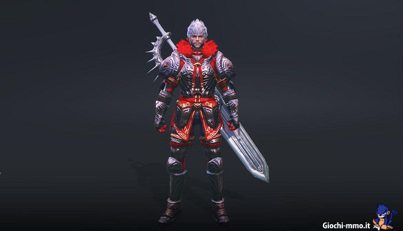 Personaggio Raiderz