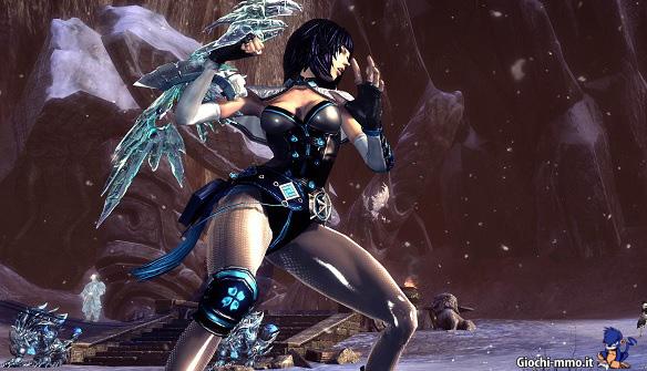 Personaggio Soul Fighter