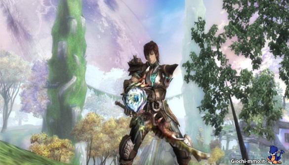 Personaggio anteprima Argo Online