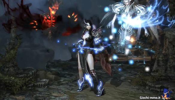 Personaggio magico Lost Ark