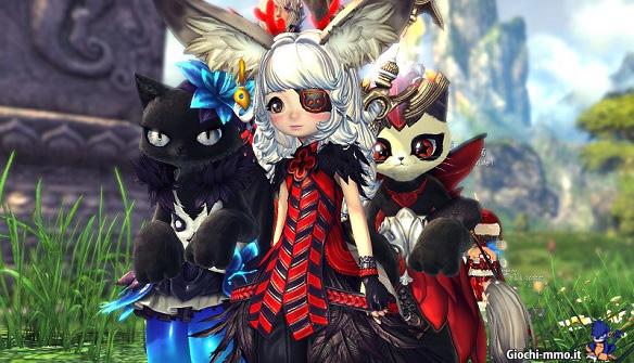 Pet in Blade & Soul