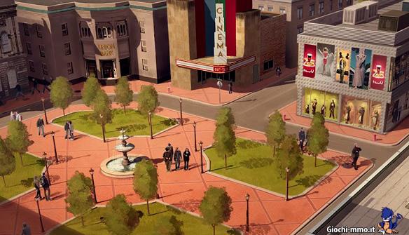 Piazza e gente Identity
