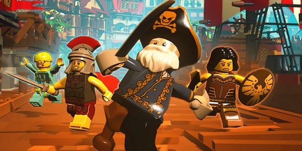 Pirata lego minifigures online