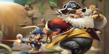 Pirate101: closed beta in atto