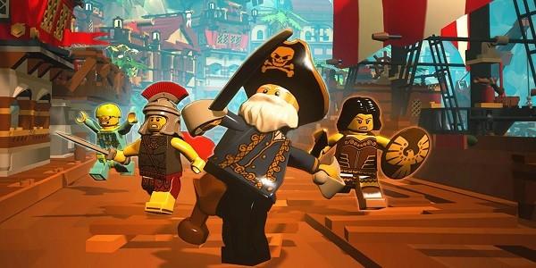 LEGO® Minifigures Online: open beta da giugno