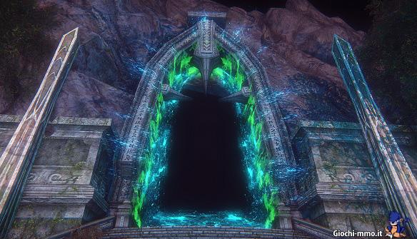 Portale dimensionale Riders of Icarus