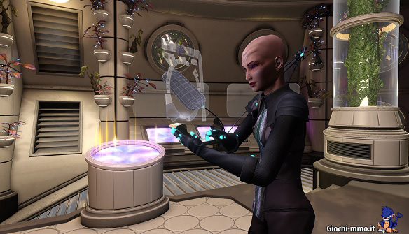 Star trek online aggiornamento reckoning su pc e console for Portent of restoration