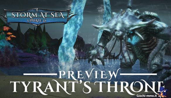 Rift Storm at Sea Rift 3.1