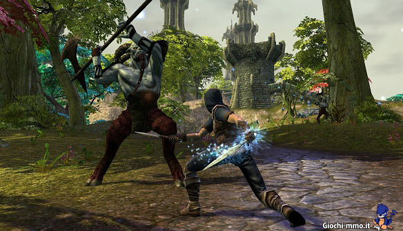 Rift combattimento