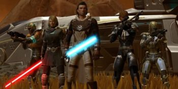 SWTOR: anteprima di Knights of the Eternal Throne