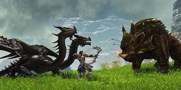 Savage Hunt: nuovo MMORPG successore di Dragon's Prophet