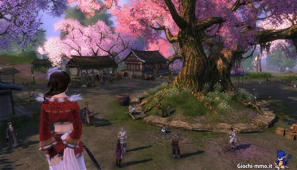 Scenario Age of Wulin Uncharted World