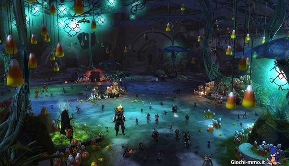Scenario Guild Wars 2