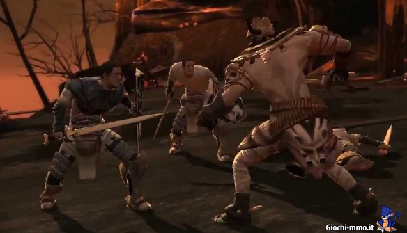Scontro Skara The Blade Remains