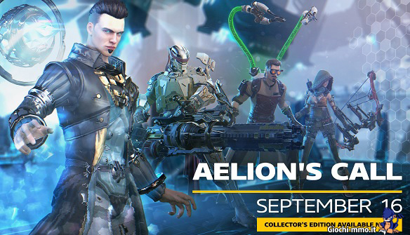Skyforge Aelion's call