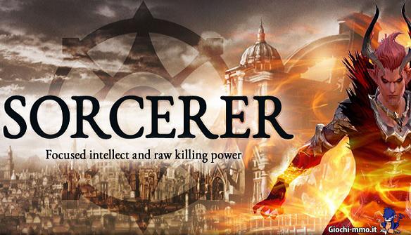 Sorcerer TERA