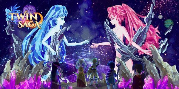 Twin Saga: MMORPG fantasy anime in beta