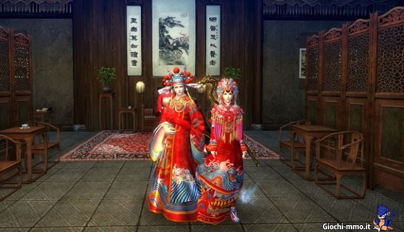 Sposi Age of Wushu