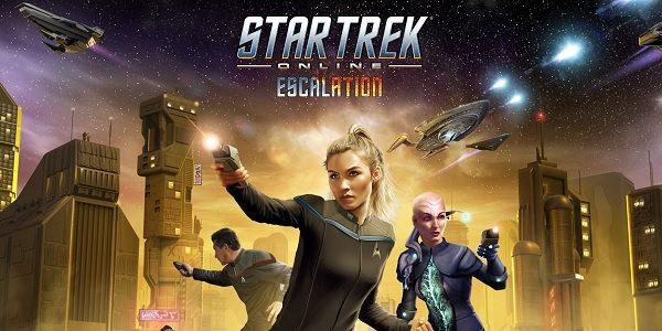 """Star Trek Online: aggiornamento """"Escalation"""" dal 18 luglio"""