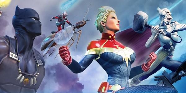 Marvel Heroes: importanti novità annunciate per Marzo 2016