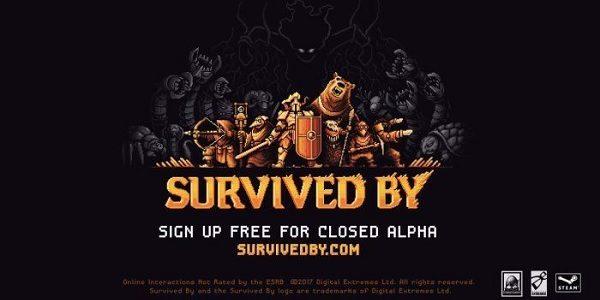 Survived By: nuovo MMORPG dagli sviluppatori di Warframe