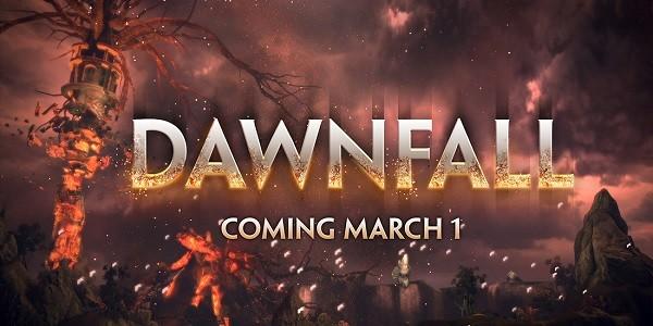 """TERA: in arrivo l'aggiornamento """"Dawnfall"""""""