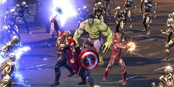 Marvel Heroes: annunciato il nuovo Dynamic Combat Level